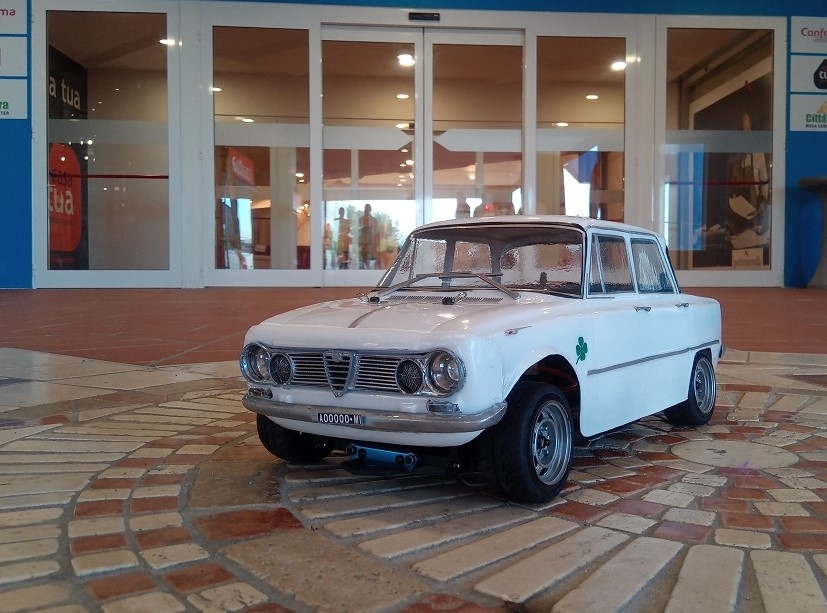 Giulia prototipo